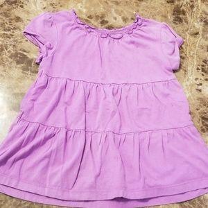 Circo Girls 5T Purple Shirt